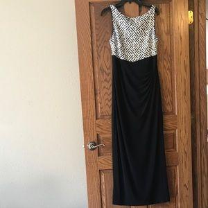 Ralph Lauren Evening Gown Formal Dress